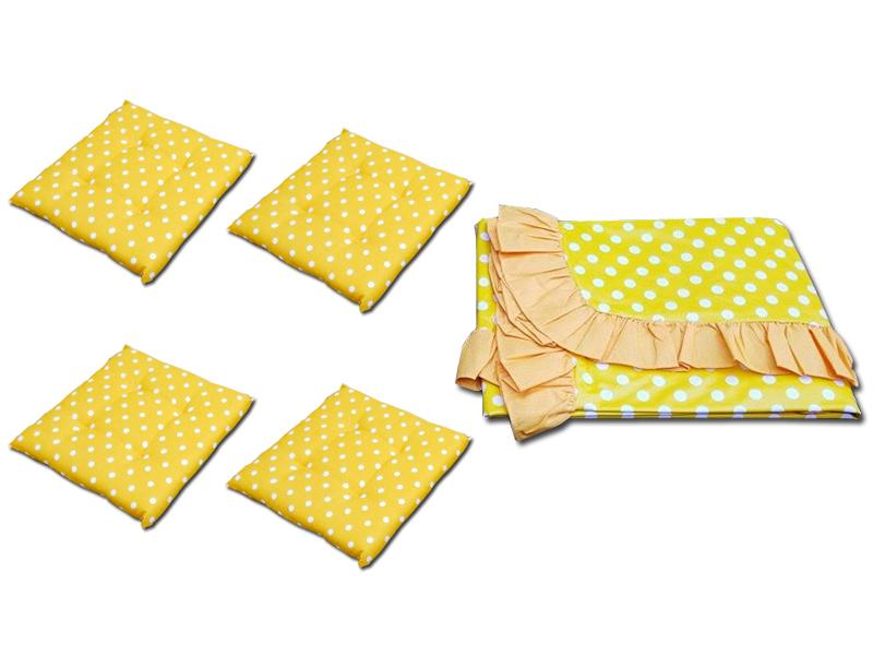 set cucina 4 cuscini con cerata per tavolo da 6 persone | ebay - Cuscini Da Cucina