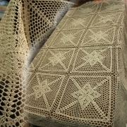 Cover Table Crochet x 12