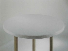 Dining table Felt Oval
