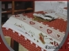Table cloth table cotton x 6