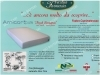 MATTRESS COVER ANTI-MITE WITH CORNERS 2 SQUARES