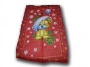 6 Dishcloths Christmas patterns assorted