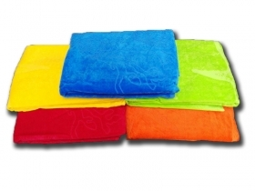 Beach Towel Solid Color