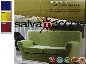 COPRIDIVANO FABRICS AGAINST STAIN, WATER-REPELLENT 3-SEATER