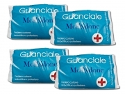 "SET DI 4 GUANCIALI ""MORBIDONE"" ANTITARMICO, ANALLERGICO, INDEFORMABILE"