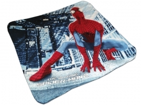 Plaid Fleece-The Amazing Spider Man 2