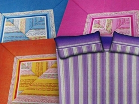 Full bed sheets bed cotton 2 squares
