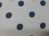 Full Sheets Bed in Pure Cotton polka dot