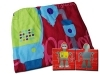 Poncho for Children, Microfiber UNIVERSAL fit
