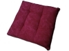 4 Pillows for the Chair in Solid Color Padded with Lace-up VARIOUS COLOURS