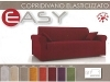 "Copridivano ""Easy\"" 3 seater fabric stretch two-way stretch"