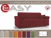 "Copridivano ""Easy"" 3 seater fabric stretch two-way stretch"