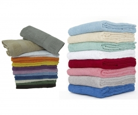 Bath towel Cotton 100 x 150 cm